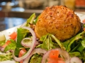 Crab Portabella Salad