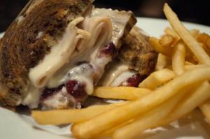 Bistro-Turkey De Brie- Sandwich- Bistrohaddonfield-cherryhill-Fall-flavors